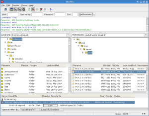 FileZilla Project